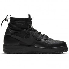 Nike Air Force 1 High Winter Gore-Tex Triple Black - Casual Shoes