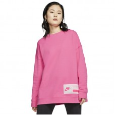 Nike Wmns NSW Fleece Crew Oversize - Jumpers
