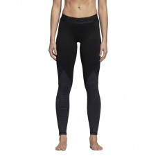 adidas Wmns Alphaskin Sport Long Crew Climawarm Tights - Tights