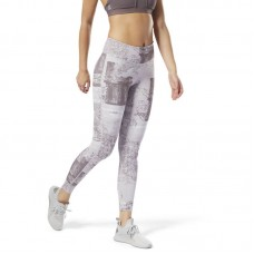 Reebok Wmns Lux Bold Dismantled Flora Tights - Tights