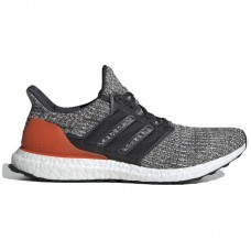 adidas UltraBoost 4.0 Grey Carbon Active Orange - Running shoes