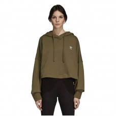 adidas Originals Wmns Styling Complements Cropped Hoodie - Jumpers