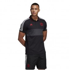 adidas Manchester United Polo Tee - T-Shirts