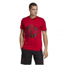 adidas Manchester United DNA Graphic Tee - T-Shirts