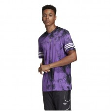 adidas Originals Space Dyed Jersey Top