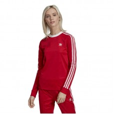 adidas Originals Wmns 3 Stripes Long Sleeve Top - Jumpers