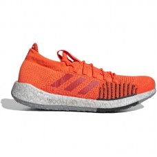 adidas Pulseboost HD Solar Red Hi-Res Red - Casual Shoes