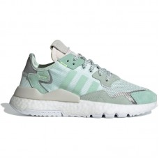 adidas Originals Wmns Nite Jogger Boost Ice Mint - Casual Shoes