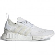 adidas Originals NMD R1 Primeknit Triple White - Casual Shoes