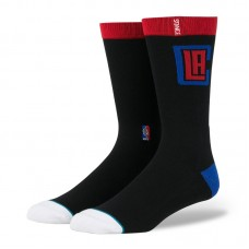 Stance NBA Los Angeles Clippers Arena Logo Socks