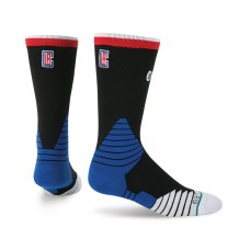 Stance NBA Los Angeles Clippers Oncourt Logo Crew Socks