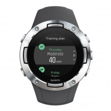 SUUNTO 5 GRAPHITE STEEL - Sports watches