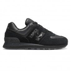 New Balance Wmns 574 Black Onyx - New Balance shoes
